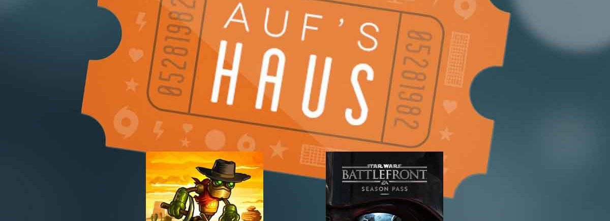 Origin auf's Haus SteamWorld Dig STAR WARS Battlefront