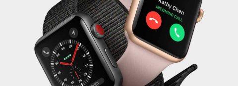 Apple – Watch Series 3 bringt integrierten Mobilfunk und leistungsstarke neue Verbesserungen für Gesundheit und Fitness