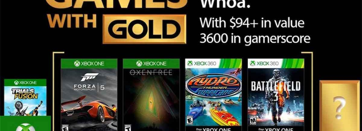 Games with Gold – Speed, Spuk und spannende Schlachten: Das sind die Games with Gold im September