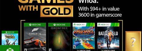 Games with Gold – Speed, Spuk und spannende Schlachten: Das sind die Games with Gold im September