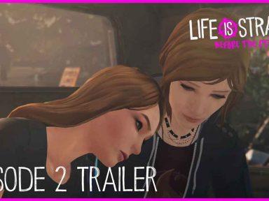 LIFE IS STRANGE: BEFORE THE STORM – Episode 2 erscheint am 19. Oktober