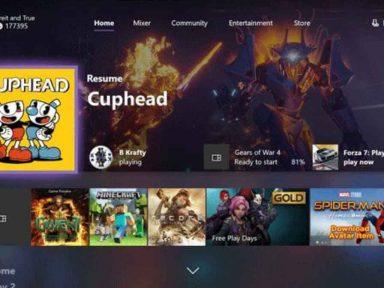 Xbox One – Individuelle Gestaltungsmöglichkeiten: Das neue Systemupdate ist da