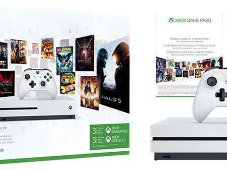 Microsoft – Xbox One S: Neue Bundles im Herbst verfügbar