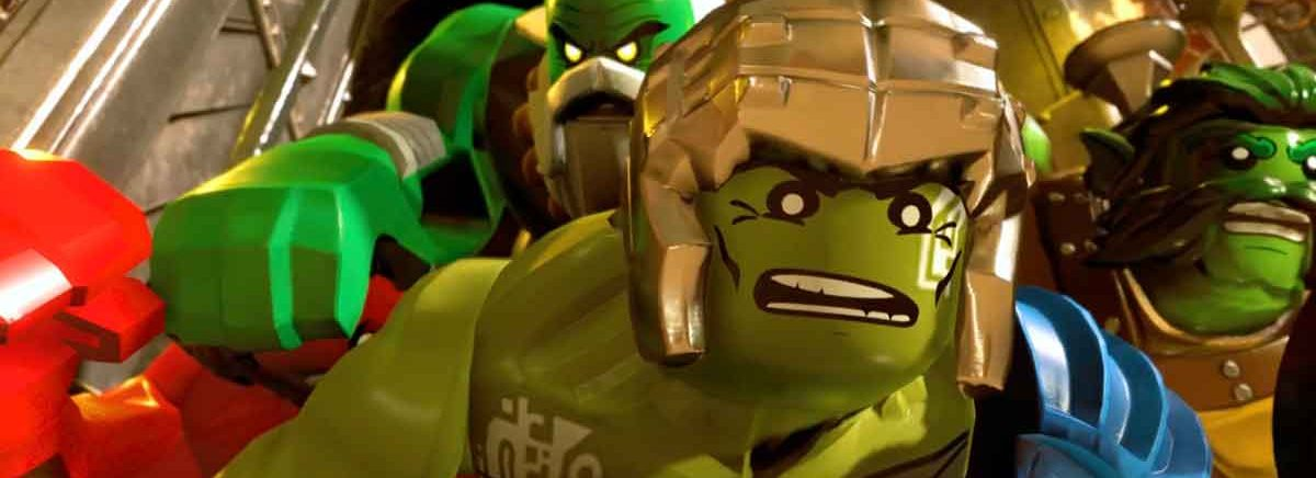 LEGO Marvel Super Heroes 2 – Neues Video zeigt von Thor: Tag der Entscheidung inspirierte Inhalte