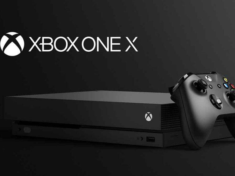 Xbox One X – Leistungsstärkste Konsole der Welt ist ab sofort verfügbar