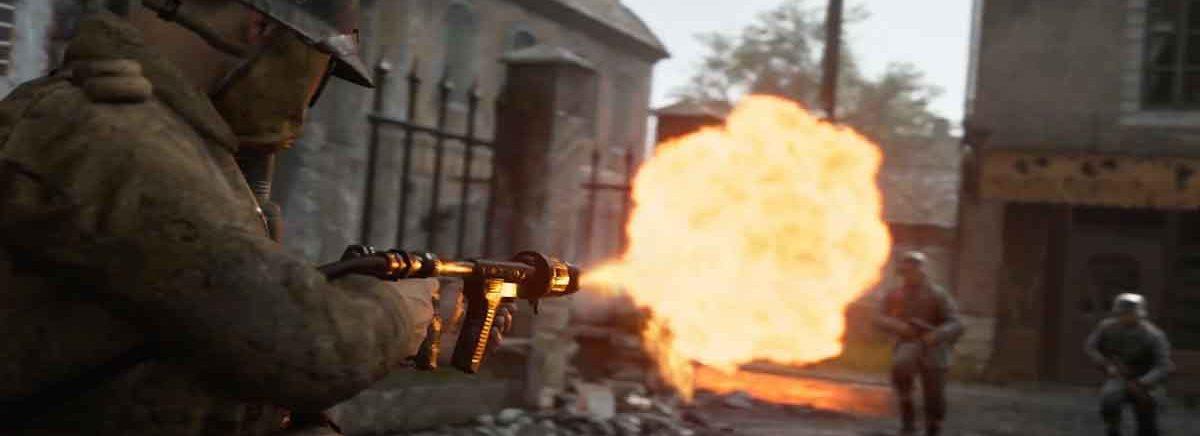 Call of Duty: WWII – Carentan-Map feiert Rückkehr in Call of Duty: WWII