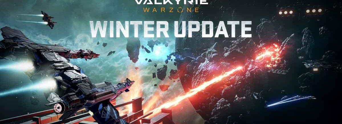 EVE: Valkyrie – Warzone: Winter-Update verfügbar