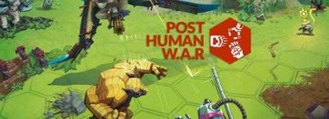 Post Human W.A.R – Auf Steam verfügbar & Release Trailer