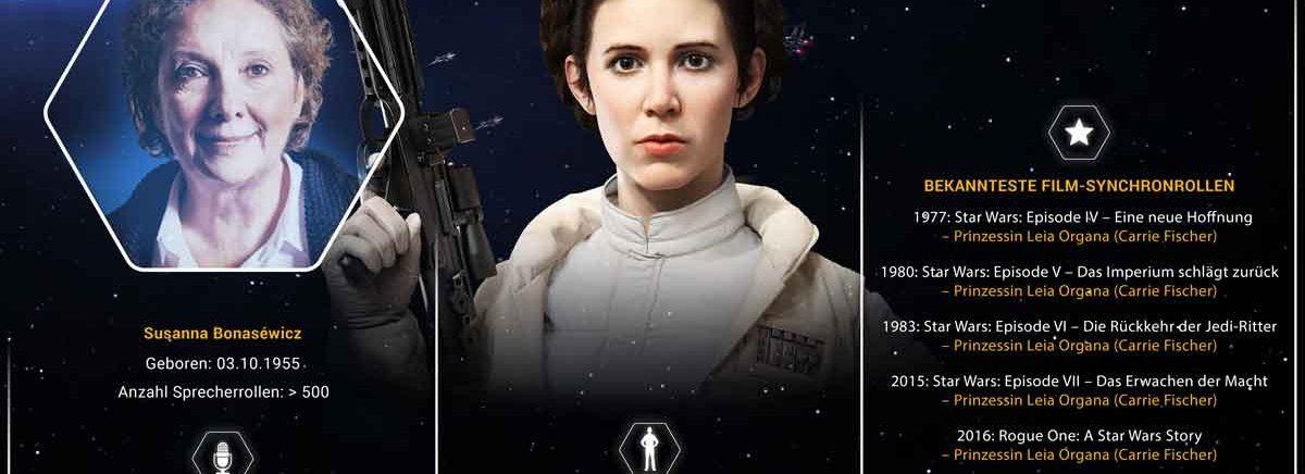 Star Wars Battlefront II – EA veröffentlicht Making-of-Video zu den Sprachaufnahmen von Star Wars Battlefront II