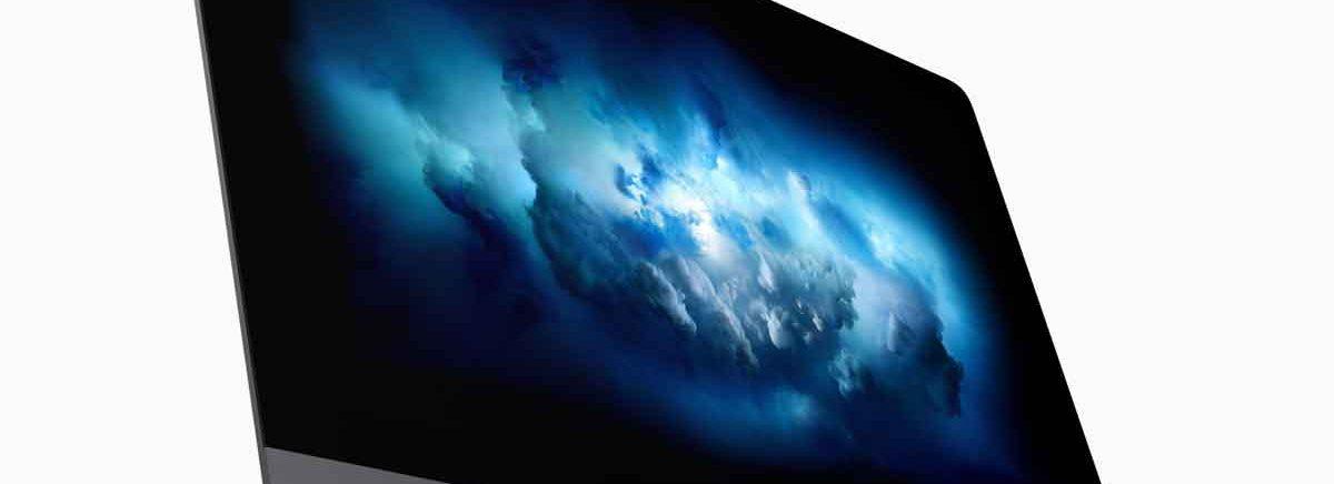 iMac Pro – Der leistungsstärkste Mac aller Zeiten