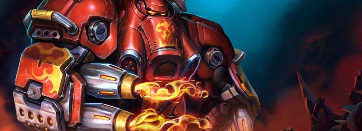 Heroes of the Storm – Blaze & Updates