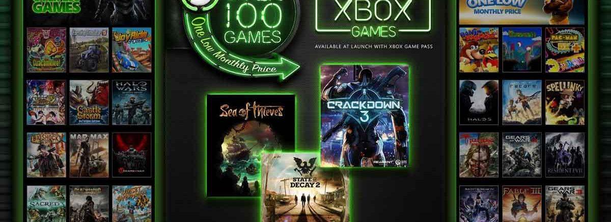 Xbox – Großes Update für den Xbox Game Pass