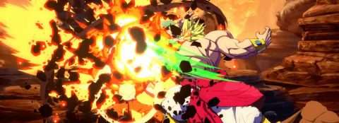 DRAGON BALL FighterZ – Neue Charaktere