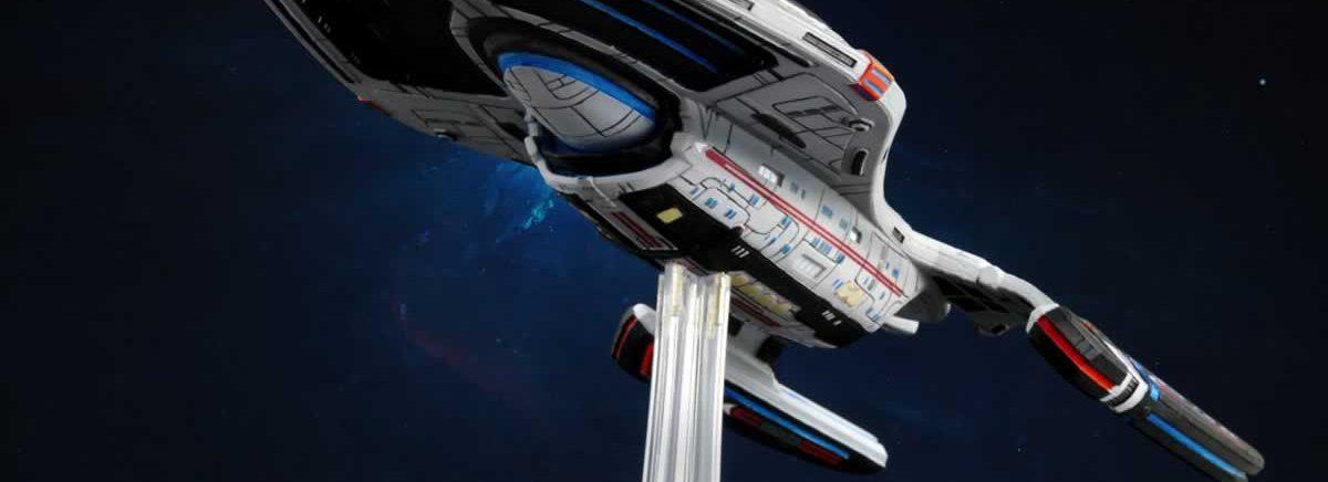 Star Trek Online -Kooperiert mit Mixed Dimensions und verwandelt Raumschiffe aus dem Spiel in 3D-Drucke