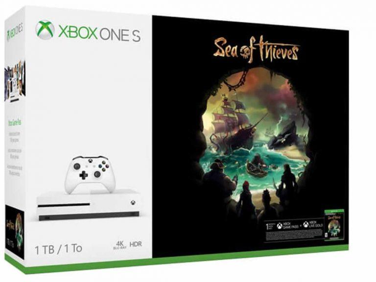 Sea of Thieves – Echte Piraten bestellen vor mit dem Xbox One S Bundle!