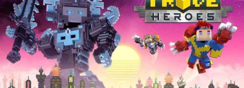 Trion Worlds: Trove – Heroes ist ab heute erhältlich