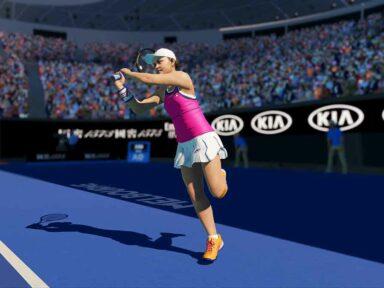 AO Tennis 2 – Accolades-Trailer veröffentlicht