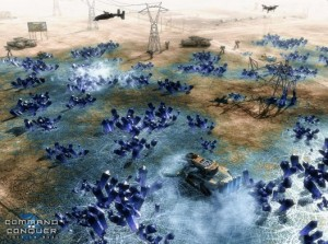 C&C Tiberiium Blau